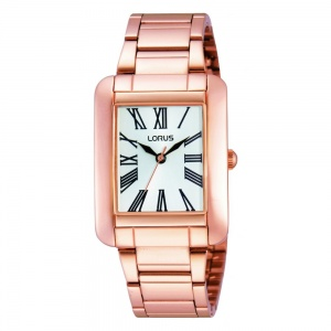Lorus Ladies' Rose Gold Plated Watch RRS78UX9