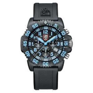 Luminox Navy SEAL Colormark Chronograph Watch A3083