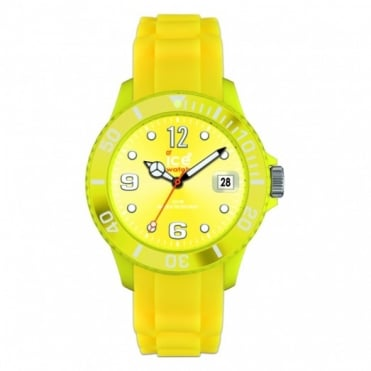 Ice-Watch Sili Yellow Watch SI.YW.U.S.09