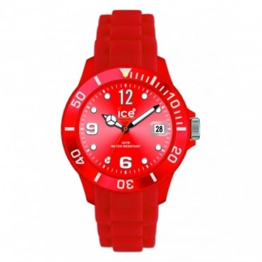 Ice-Watch Sili Red Watch SI.RD.U.S.09