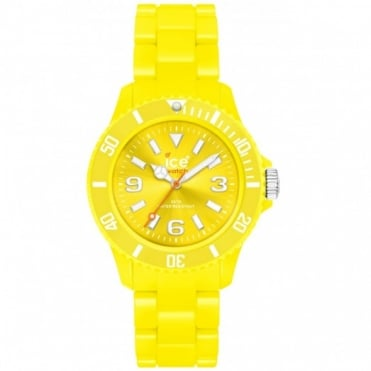 Ice-Watch Ice-Solid Yellow Watch SD.YW.U.P.12