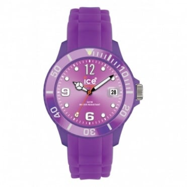 Ice-Watch Sili Purple Watch SI.PE.U.S.09