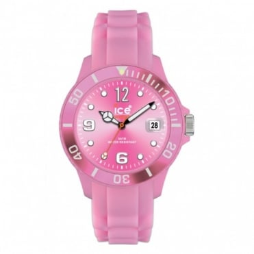 Ice-Watch Sili Pink Watch SI.PK.U.S.09