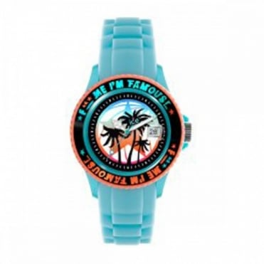 Ice-Watch FMIF Turquoise Palm Unisex Watch FM.SS.TEP.U.S.11