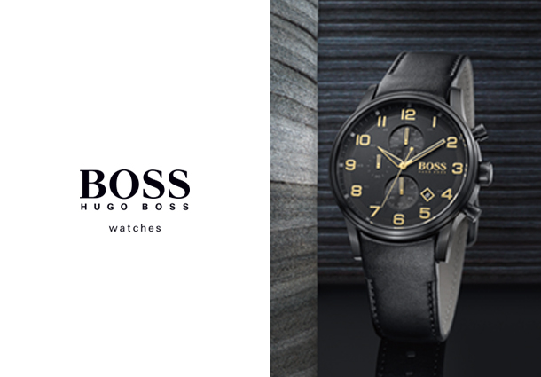 ad8a0516d Hugo Boss Watches - Here to stay? | Hillier Jewellers