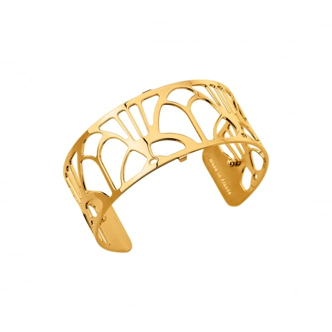 25mm Arcade Gold Plate Bangle 70304510100000