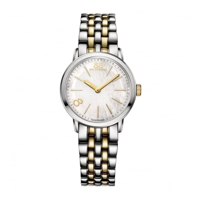 Ladies' Two Tone Watch 87WA142902