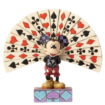 All Decked Out - Mickey Mouse Figurine 4050405