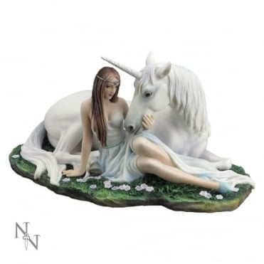 Anne Stokes - Pure Heart - Maiden & Unicorn B1877F6