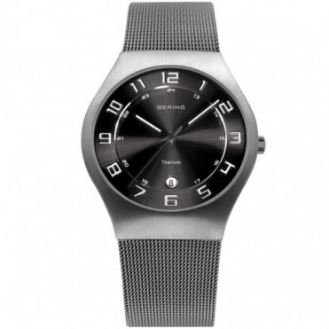 Bering Gents Classic Titanium Watch 11937-077