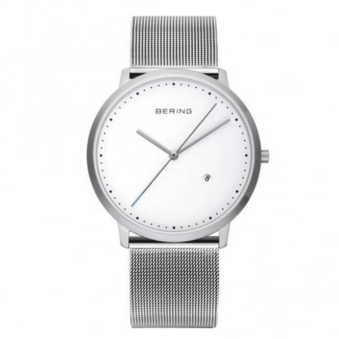 Bering Gents' Stainless Steel Classic Watch 11139-004