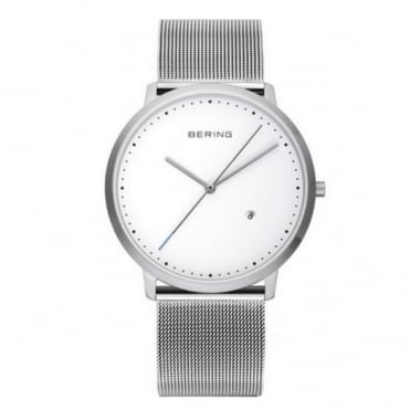 Gents' Stainless Steel Classic Watch 11139-004
