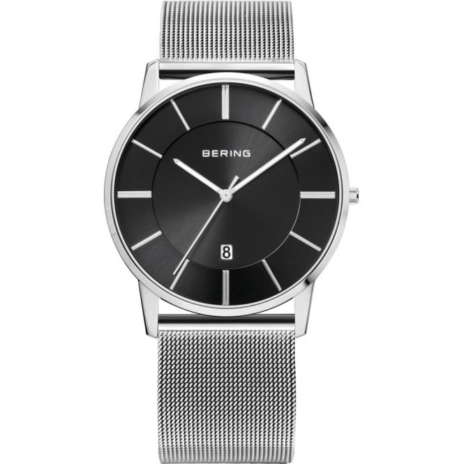 Bering Gent's Stainless Steel Classic Watch 13139-002