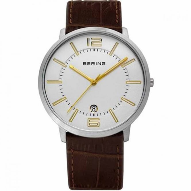 Bering Gents' Stainless Steel Watch 11139-501