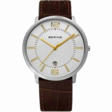 Bering Gents' Stainless Steel Watch 11139-501