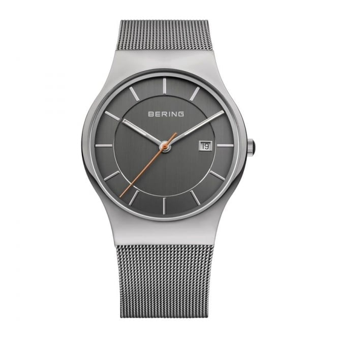 Gents' Stainless Steel Watch 11938-007
