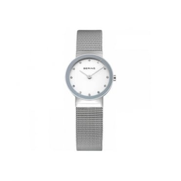 Ladies' Classic Stainless Steel Watch 10122-000