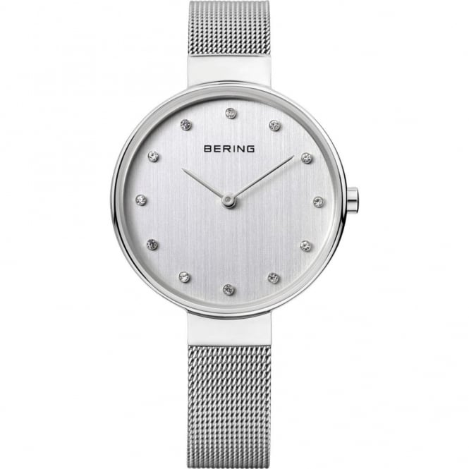 Bering Ladies' Classic Stainless Steel Watch 12034-000