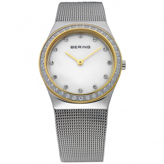 Bering Ladies' Classic Stainless Steel Watch 12430-010