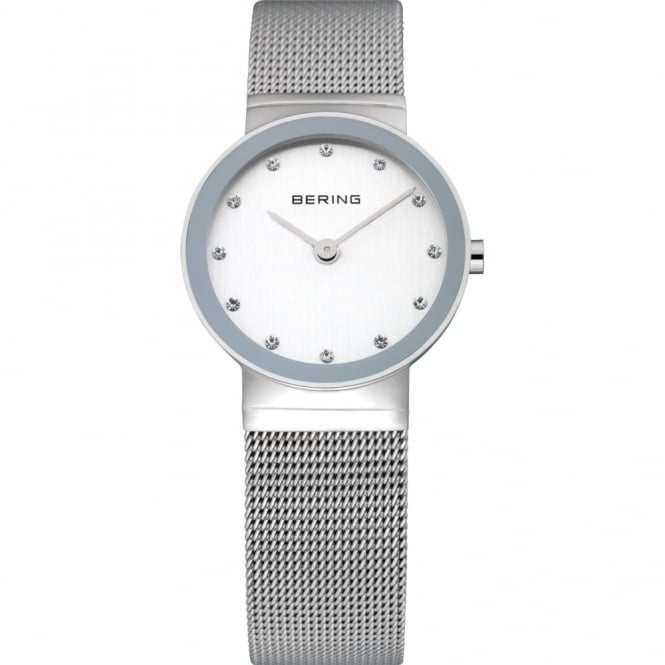 Ladies' Stainless Steel Watch 10126-000