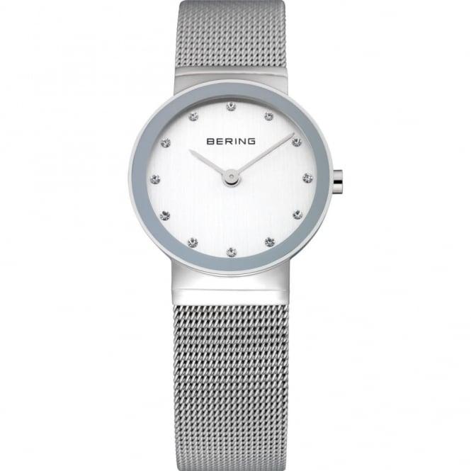 Bering Ladies' Stainless Steel Watch 10126-000