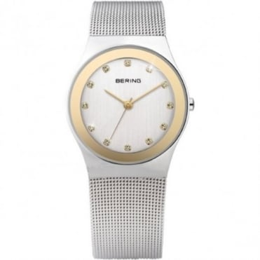 Ladies' Stainless Steel Watch 12924-001