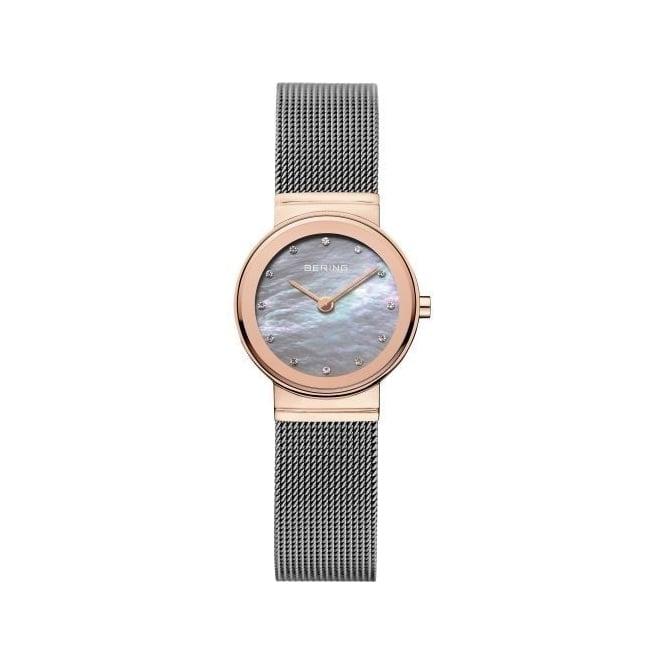 Bering Ladies' Two Tone Watch 10126-369