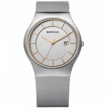 Bering Men's Stainless Steel Classic Watch 11938-001