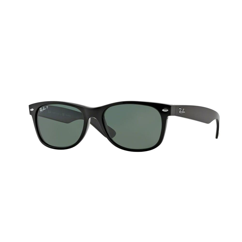 f6df9d980c Black New Wayfarer Sunglasses RB2132 901 58 55 - Mens from Hillier ...