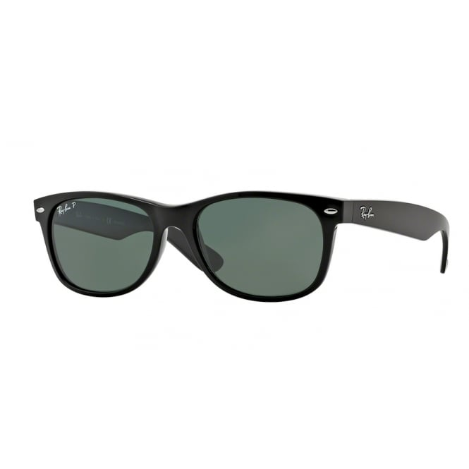 Black New Wayfarer Sunglasses RB2132 901/58 55