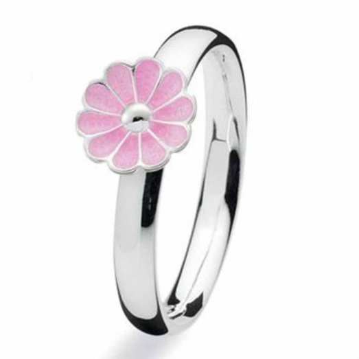 Spinning Jewelry Blossom Lavender Ring 718-06