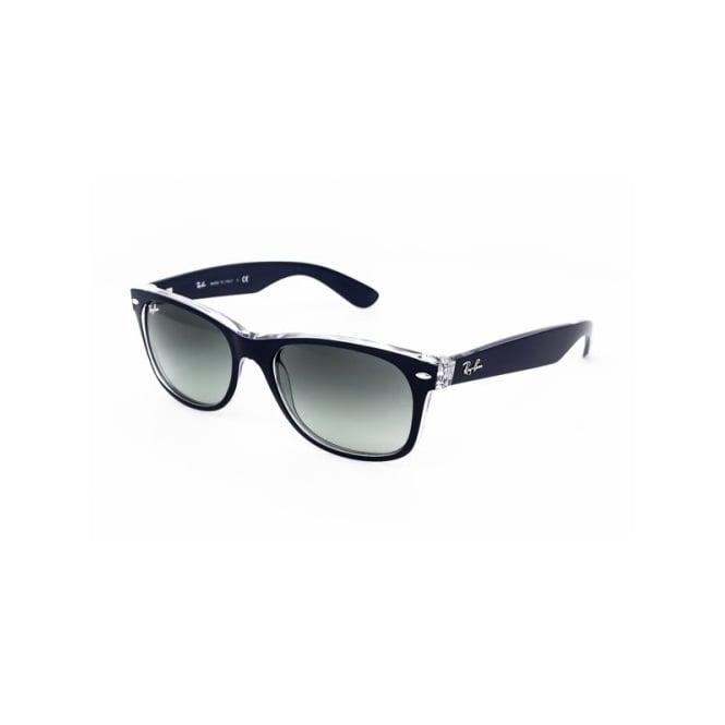 d92e6170054 Blue New Wayfarer Sunglasses RB2132 6053 71 52 - Sunglasses from ...