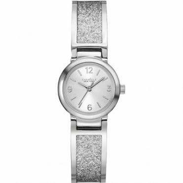 Caravelle New York Ladies S/Steel Glitz Watch 43L181
