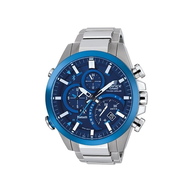 Casio Edifice Men's Stainless Steel Edifice Watch EQB-500DB-2AER
