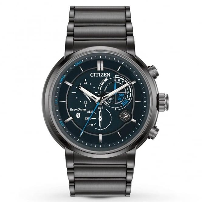 Citizen Gent's Black PVD Proximity Smart Eco-Drive Watch BZ1005-51E