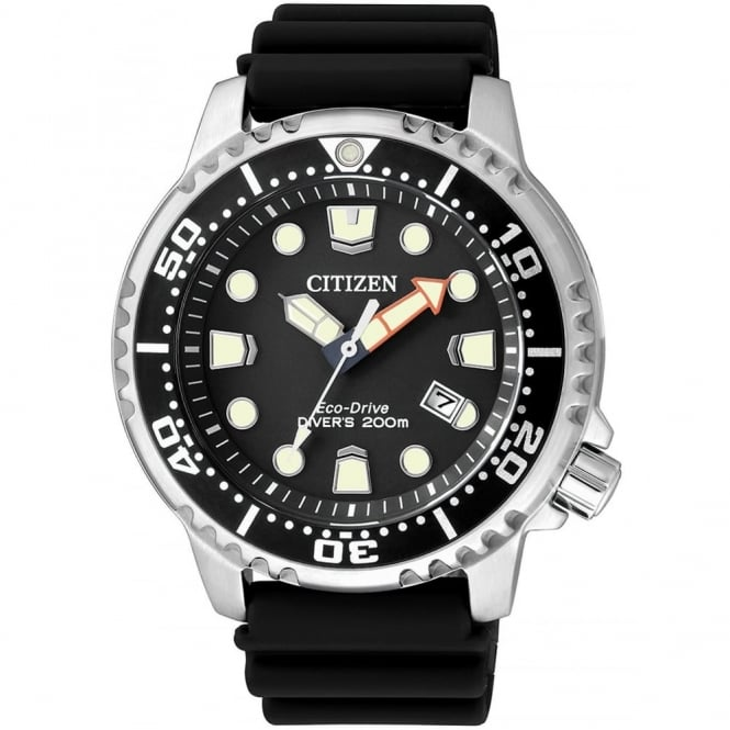 Gent's Stainless Steel Eco-Drive Watch BN0150-28E