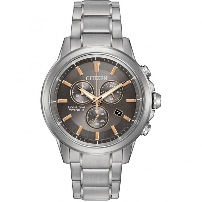Citizen Gent's Titanium Sport Ti Watch AT2340-56H