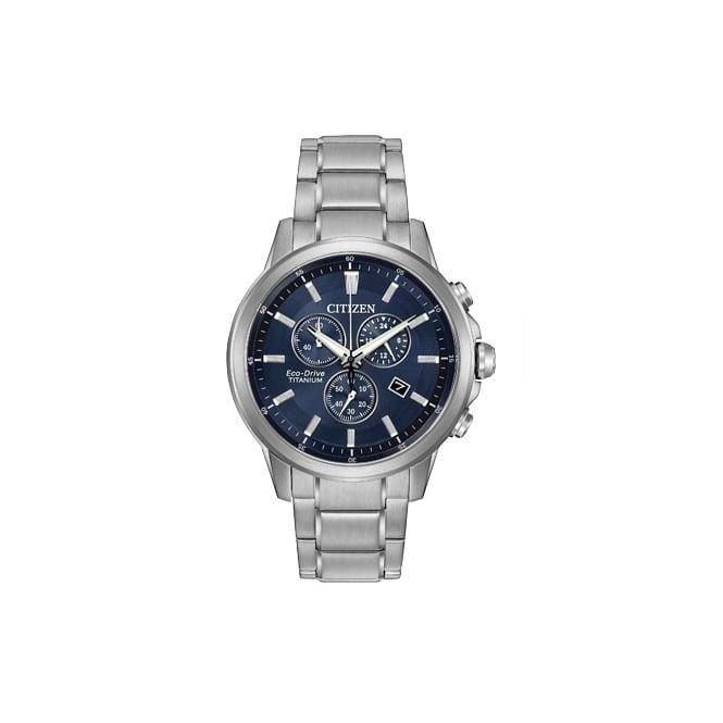 Citizen Gent's Titanium Sport Ti Watch AT2340-56L