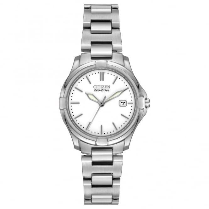 Citizen Ladies' Stainless Steel Watch EW1960-59A