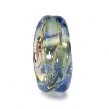 Trollbeads Cool Dusk Glass Bead 61405