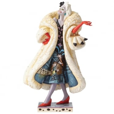 Devilish Dognapper - Cruella Figure 4055440