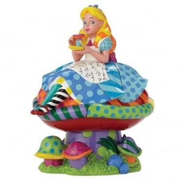 Disney Britto Alice In Wonderland Figure 4049693