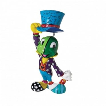Disney Britto Jiminy Cricket Figurine 4023845