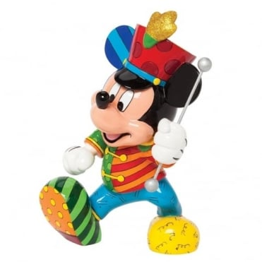 Disney Britto Mickey Mouse Band Leader 4039135