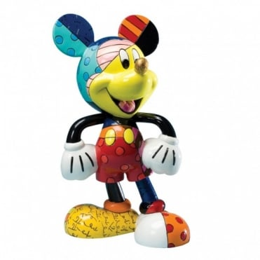 Disney Britto Mickey Mouse Figurine 4019372
