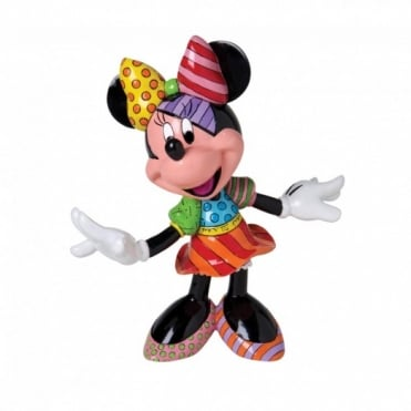Disney Britto Minni Mouse Figurine 4023846