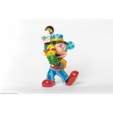 Disney Britto Samba Mickey Figurine 4037549