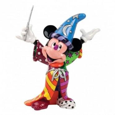 Disney Britto Sorcerer Mickey Firgurine 4030815