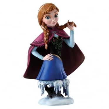Disney Showcase Collection Anna Bust 4042561