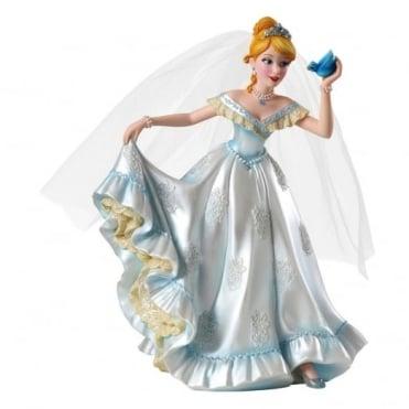 Disney Showcase Collection Cinderella Wedding Figure 4045443